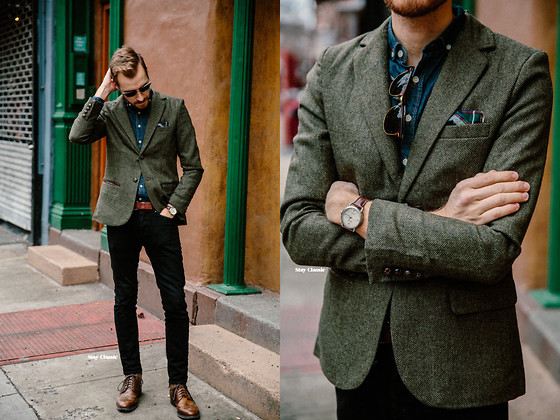 What to wear on a first date male