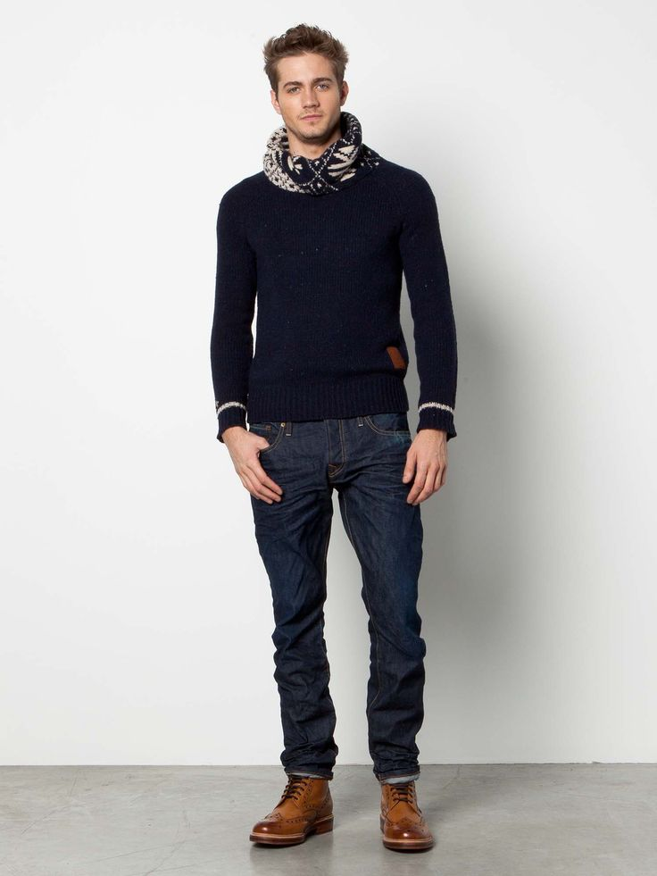 mens-outfit-jeans-and-sweater