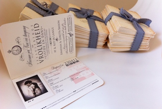 Wedding Invitations Unusual Ideas: Foreign Marriage: Czech Wedding Traditions & Customs